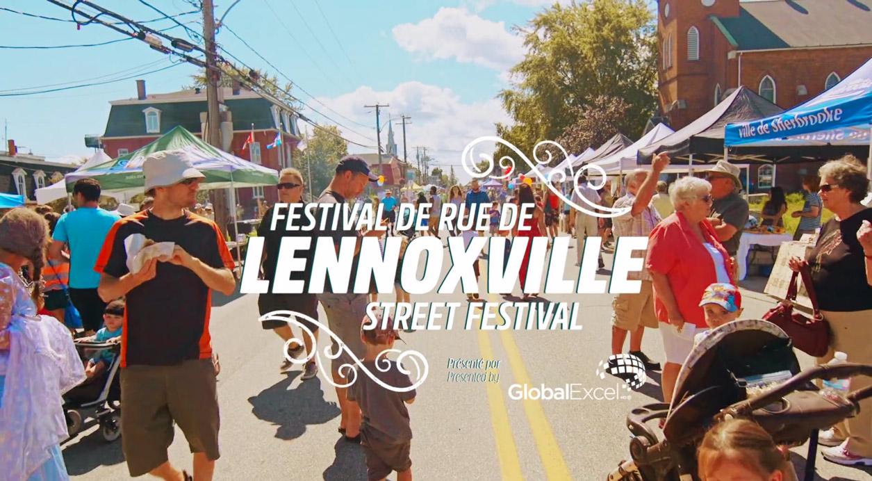 festival de rue lennoxville