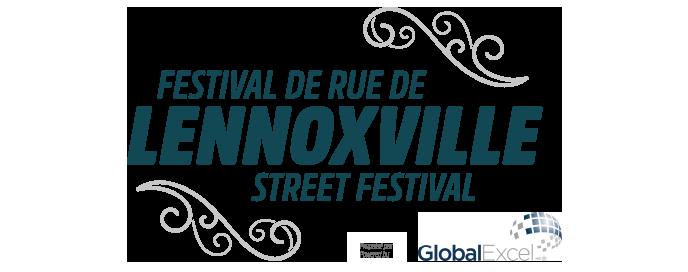 Street Festival Lennoxville Logo