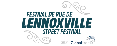 Street Festival Lennoxville Mobile Logo