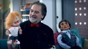 André Rancourt Magicien Ventriloque